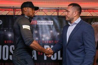 Anthony Joshua, Kubrat Pulev get deadline for world title fight