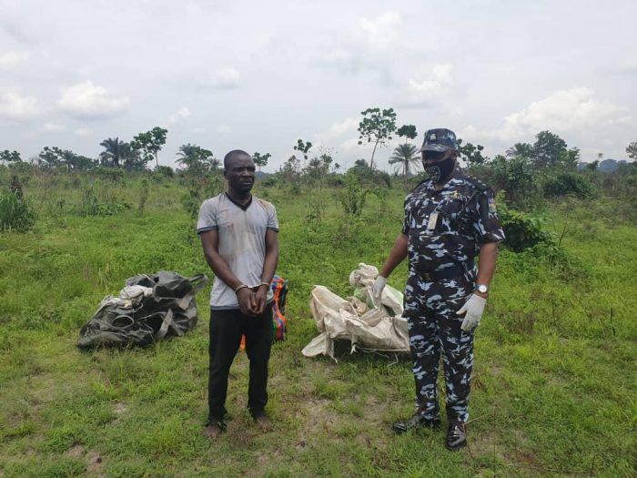 Photo of Photos: Police exhume corpses of three kidnapped UNIPORT students, arrest kidnappers