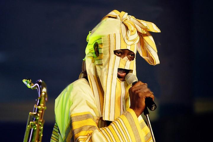 Photo of Nigerians celebrate Iconic Afrobeat musician, Lagbaja
