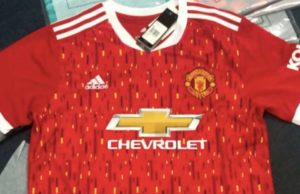 Photos: Manchester United's 2020/21 kits leaked online