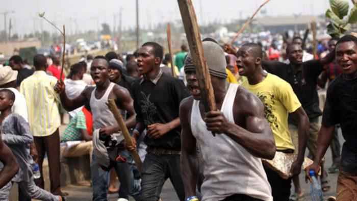 Photo of Mob kills three suspected criminals in Adamawa