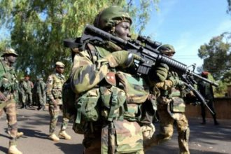 Army guns down Benue's most wanted criminal