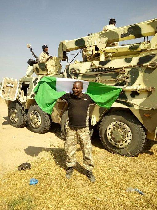 Photo of Troops kill eight top Boko Haram commanders