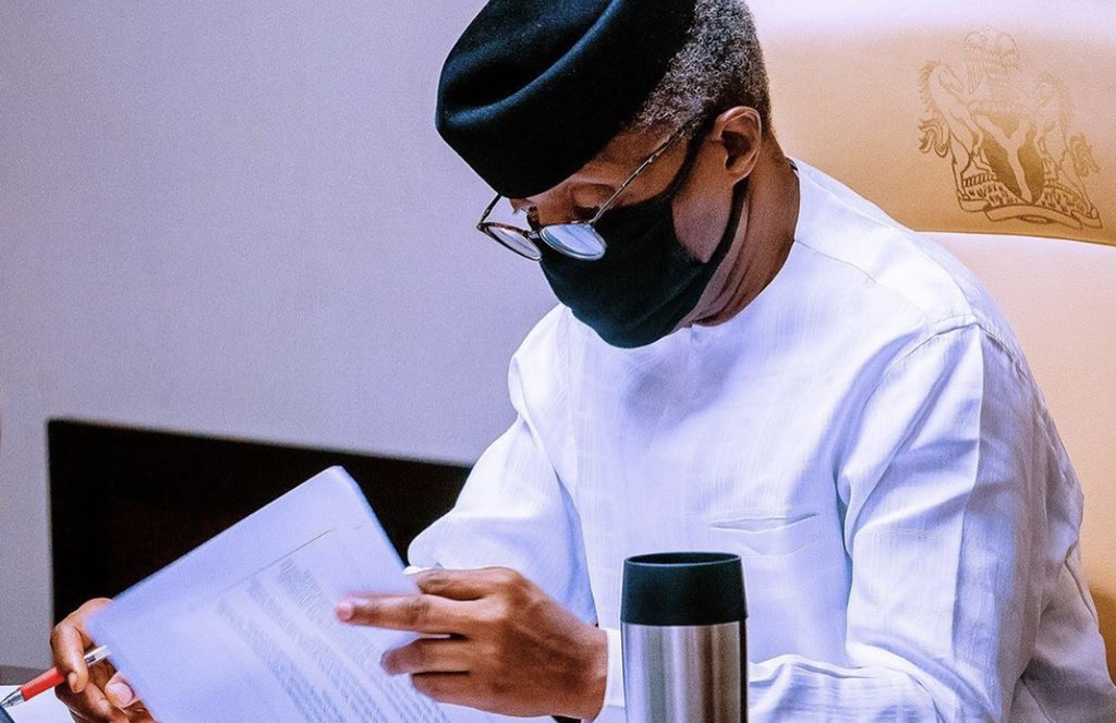 Osibanjo outlines FG's support policies for development of ICT startups ecosystem