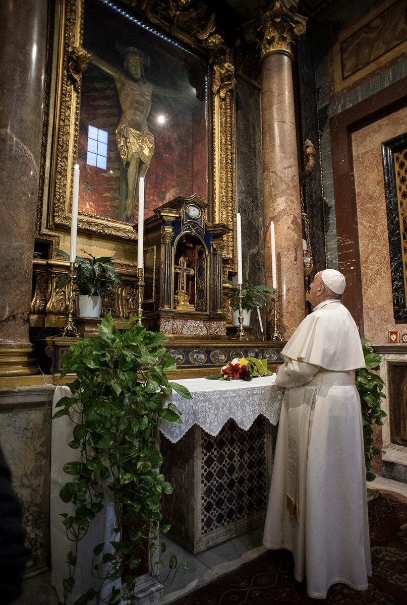 Pope Francis celebrates Easter Sunday Mass