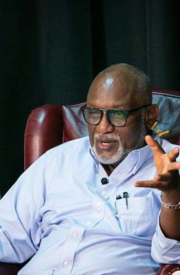 Akeredolu orders worship centres to resume activities Friday