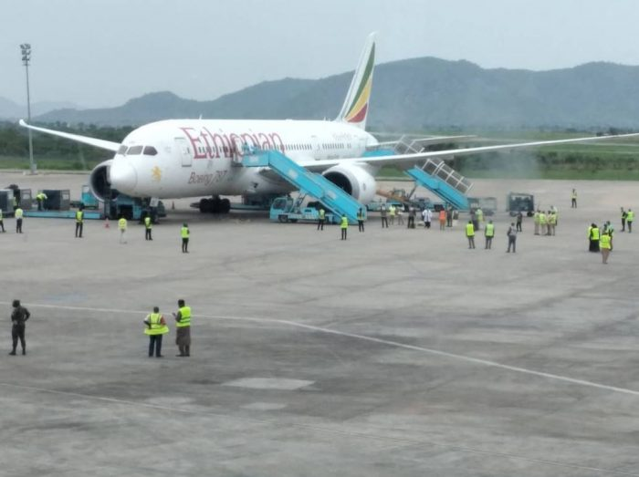 Photo of COVID-19: Abuja Airport welcomes first international flight