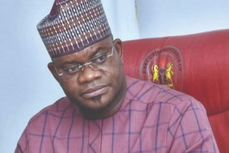 Kogi governor, Yahaya Bello protests inclusion on US Visa ban list