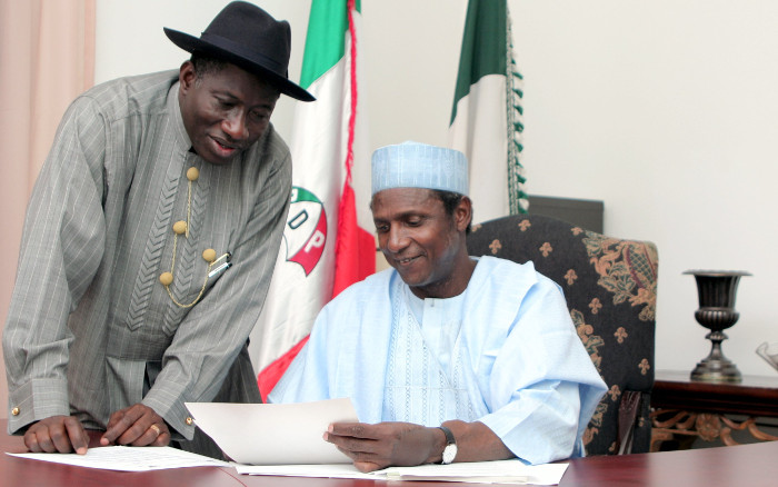 'A peacemaker, nation builder,' Jonathan extols late president Yar'Adua in emotional tribute