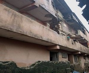 Photo of Another, three storey building collapses in Lagos