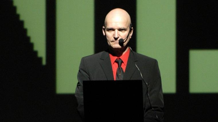 Photo of Electronic music pioneer, Florian Schneider is dead