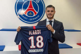 PSG signs Mauro Icardi on a permanent deal