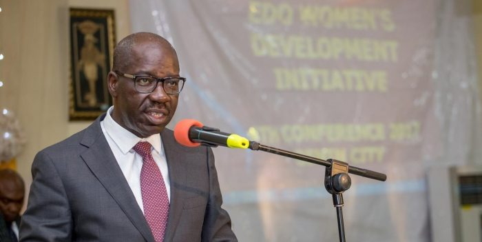 Photo of NEC tackles Obaseki, says allegation of printing N60bn to augment March FAAC false