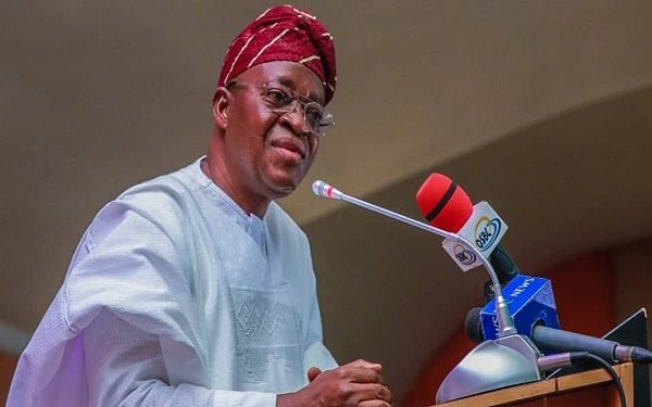 Photo of Oyetola inaugurates Council on MSMEs development in Osun