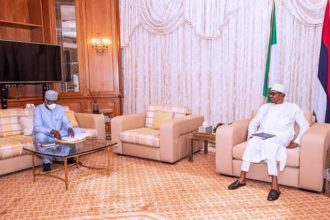 COVID-19: PTF submits interim report to Buhari, calls for massive search for infected persons