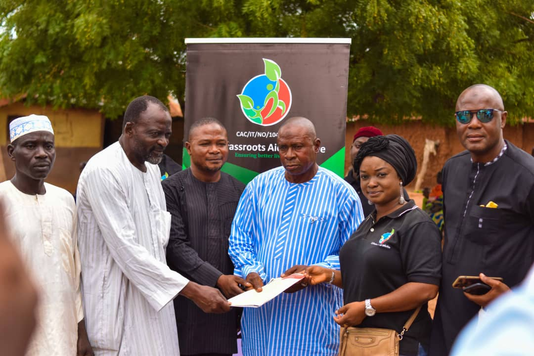 Photo of Exclusive: TGAI Commissions Water Project In Ubandawaki [Photos]