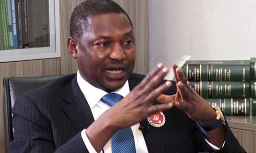 Photo of Special terrorism prosecution courts to be reactivated – Malami