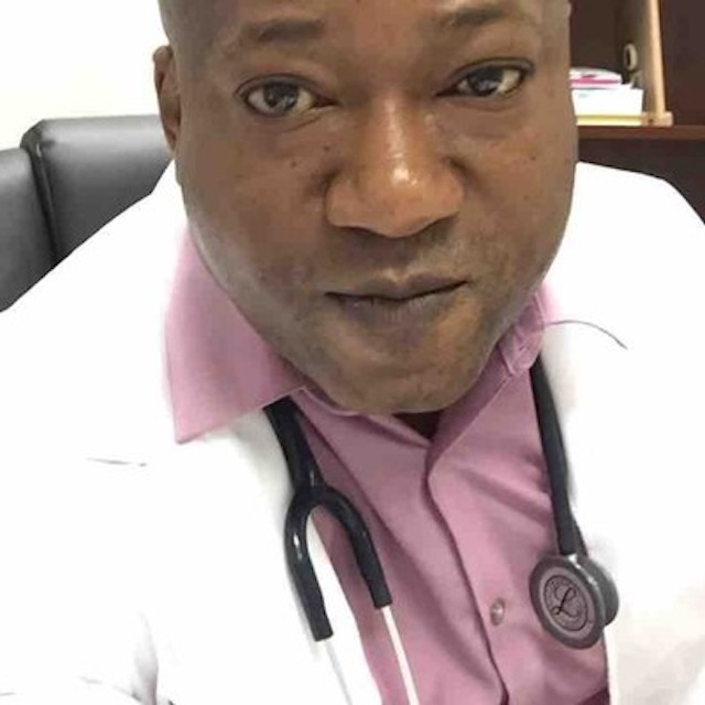 Photo of Nigerian Samson Arigbamu invents digital stethoscope to know COVID-19 infected lungs