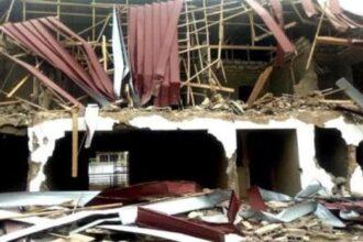 Ghana pledges to rebuild demolished Nigerian High Commission building