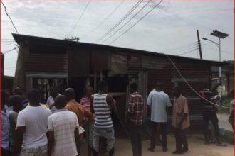 NEMA warns against building houses under power line