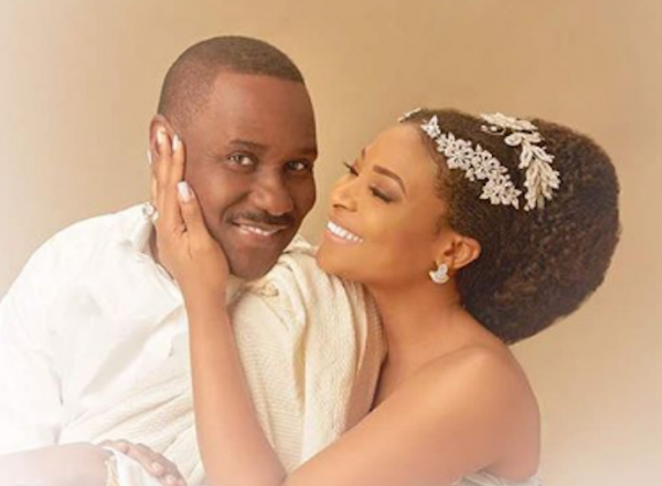 Photo of Late Ibidun Ighodalo prayed for me after my miscarriage – Paul Okoye's wife