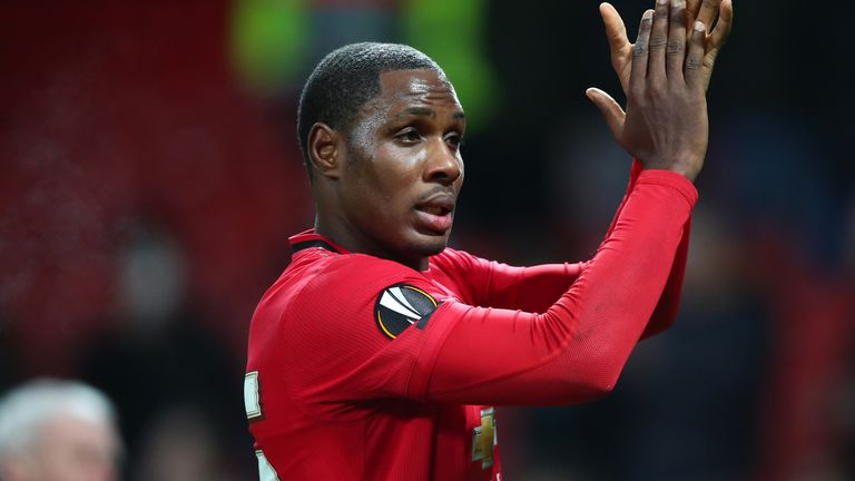 Photo of Ighalo bids Man United farewell