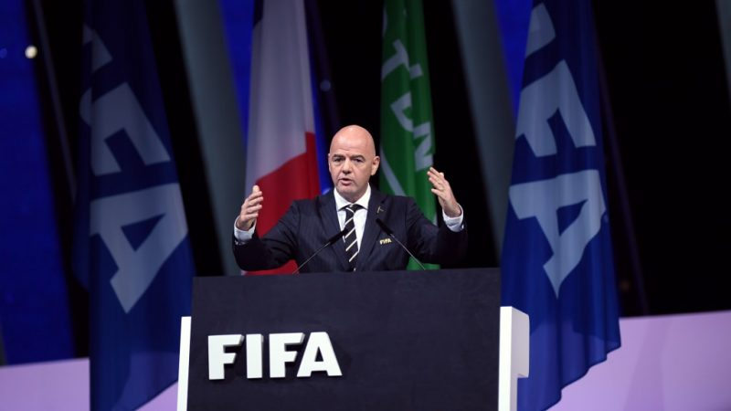 FIFA President, CAF Chiefs, other to grace Aisha Buhari Cup