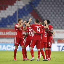 Bayern Munich qualifyBayern Munich suffer 4-1 loss to end long unbeaten run