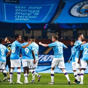 Manchester City outclass Manchester United to reach League Cup final
