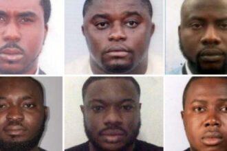 FBI declares six Nigerians wanted over alleged N2.4bn internet fraud