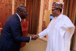Buhari accepts blame for APC loss in Edo