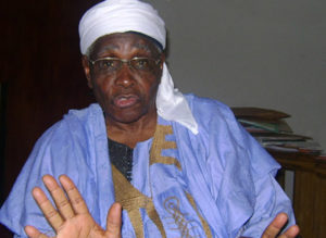 Presidency replies Ango Abdullahi over comment on security challenges