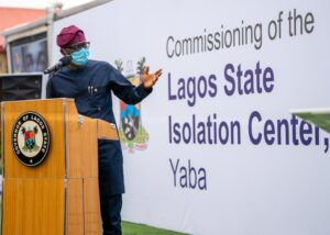 COVID-19: Lagos health commissioner gives update on Sanwo-Olu's health