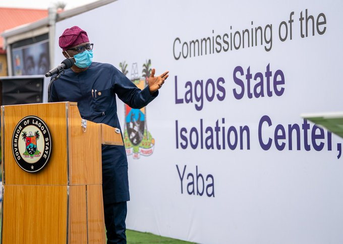 Photo of Sanwo-Olu is Nigeria's hero in fight against Coronavirus – Alaafin