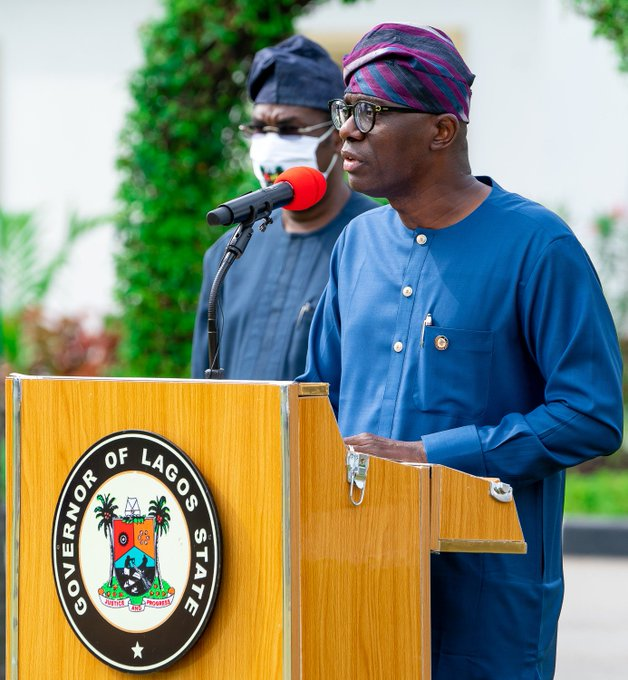 Photo of BREAKING: Sanwo-Olu directs all civil servants from grade 1-12 to resume Monday
