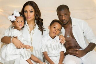 Peter Okoye, wife, daughter, domestic staff test positive for COVID-19