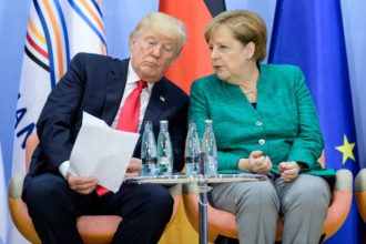 Merkel allies react as Trump withdraws 9,500 troops from Germany