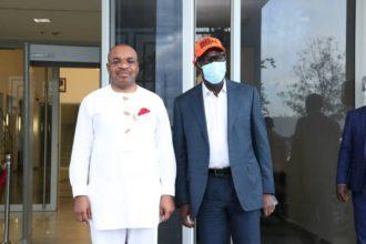 Edo 2020: Obaseki visits another PDP Governor