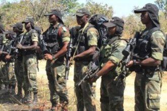 Nigerian soldiers eliminate 70 bandits in Kachia forest