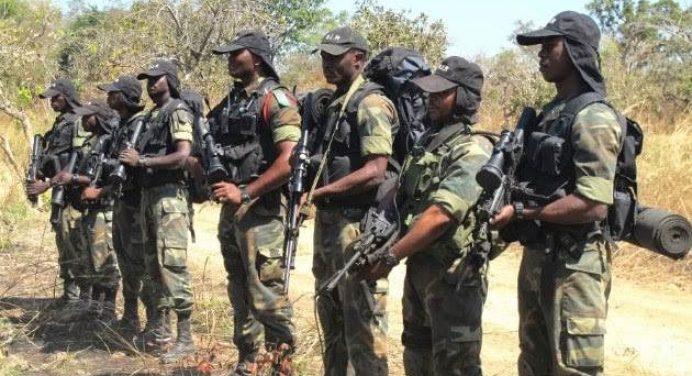 Troops eliminate 48 terrorists, rescue 11 victims in Borno
