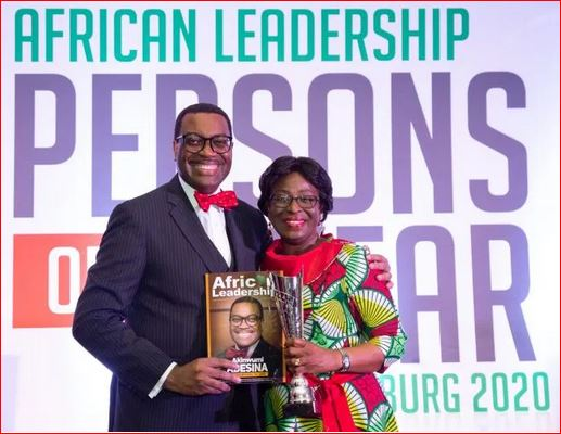 Photo of Akinwumi Adesina Sworn-In for Second Term as AfDB President