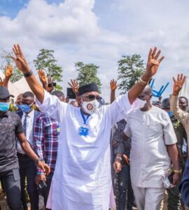 Akeredolu, choice for continuity of progress – APC leaders