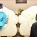 PHOTOS: Tinubu pays condolence visit to Ajimobi's family