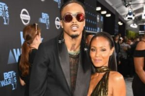 VIDEO: Will Smith endorsed my affair with his wife, Jada, Singer August reveals