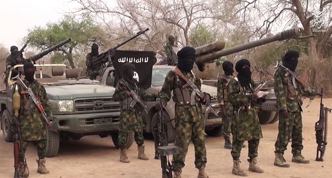 Photo of JUST IN: Boko Haram beheads over 40 farmers in Borno