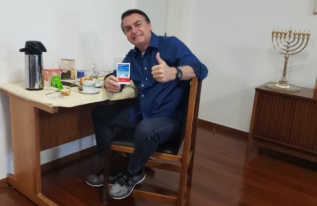 Photo of Brazil President discharged from hospital after treating intestinal obstruction