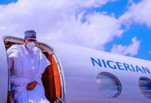 Buhari departs Abuja for ECOWAS Summit Tomorrow