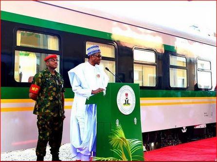 Buhari to inaugurate Lagos-Ibadan standard gauge June 10