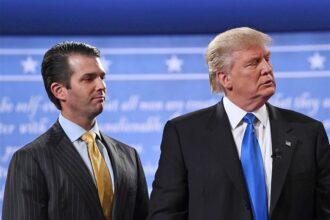 Twitter bans Donald Trump Jr.