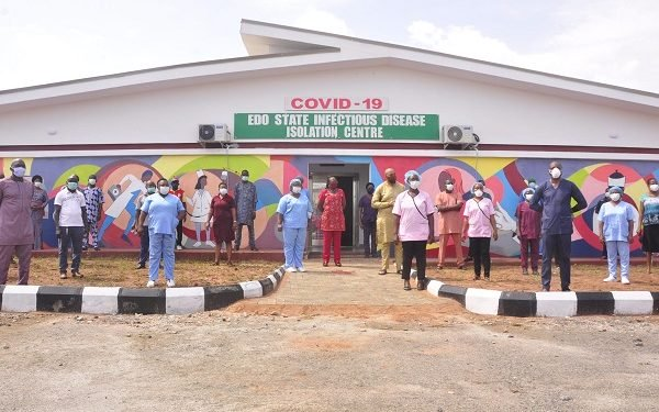 Photo of Edo tests 9,626 residents, disinfects 2,167 homes